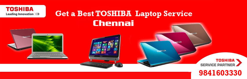 Toshiba Laptop Service Center Chennai